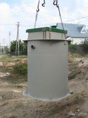 Автономная канализация ОАЗИС-4 ЭКО
