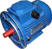 Электродвигатель електродвигатель двигатель  АИР71 В2 1.1 кВт на 3000 об/мин