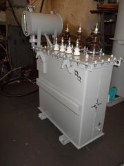 Трансформатор ТМ 40 кВА
