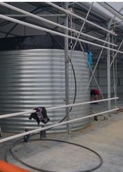 Пожарный резервуар на 2000 кубов для воды,  емкость 2000 м. куб.