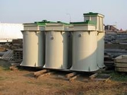 Автономная канализация для дома,  дачи от 3 до 1000 жителей